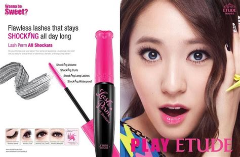 Etude Lash Perm All Shockcara mascara etude house lash perm all shockcara