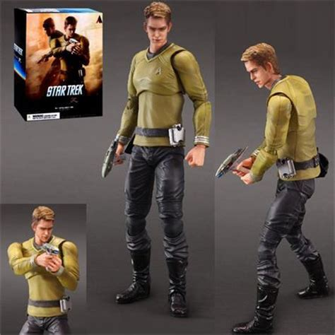 trek play trek play arts captain kirk figure