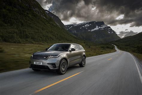 velar land range rover velar review a handsome slab of british