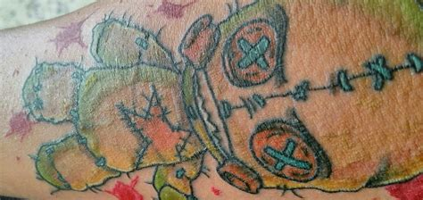 scabbing tattoo scab big planet community forum