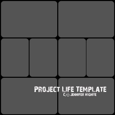 Project Digital Templates these wonders project digital