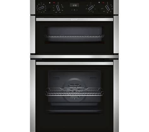neff cooktop buy neff u1ace5hn0b electric oven stainless steel
