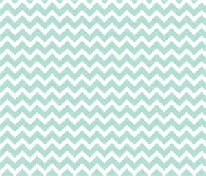 Mint chevron background patterns