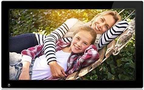 cornice digitale wifi cornice cloud wifi iris di nixplay da 8 pollici bronzo