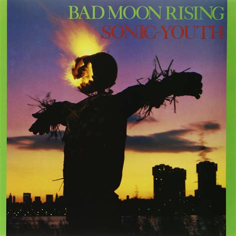 bad moon rising sonic youth announce bad moon rising reissue pitchfork