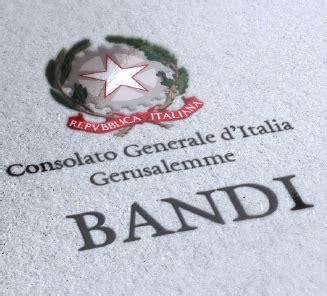 consolato italiano a gerusalemme consolato generale gerusalemme