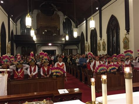 our lady of guadalupe church mass times