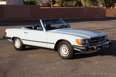 1977 mercedes 450sl convertible 184395