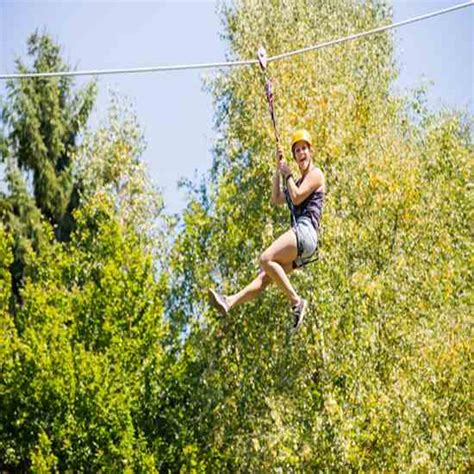 how to build a zip line in your backyard homesteading fun building a homemade zip line diy