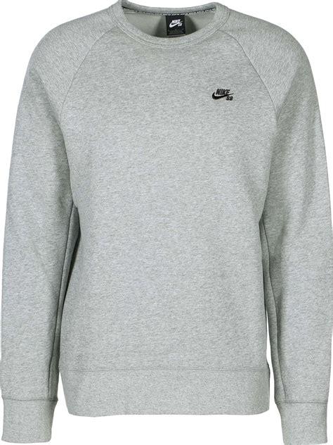 Nike Sweater Ks nike sb icon sweater grey