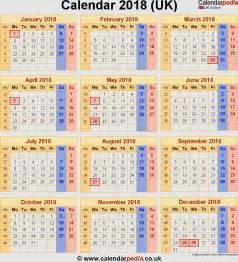 Calendar 2018 Uk Printable Calendar For 2018 Uk Unique Calendar Template April