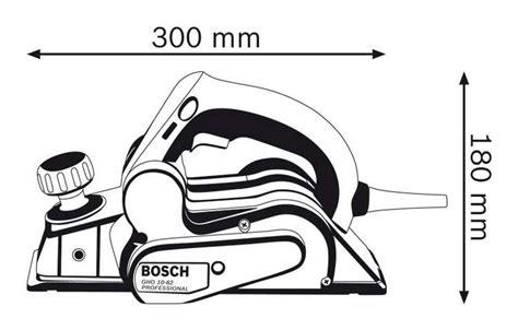Bosch Gho10 82 Kepala Planner new bosch gho10 82 82mm planer 1 year warranty