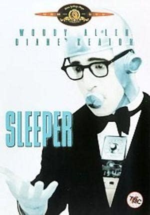 Sleeper Woody Allen by The Cryonics Society Cryonics And Adventure