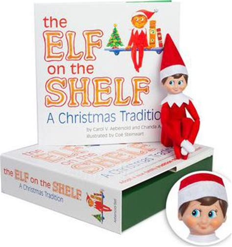 On The Shelf Book Depository by The On The Shelf Boy Light Doll With Book