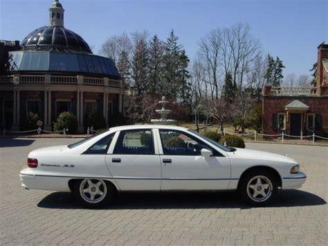 chevy impala interceptor for sale chevy chevrolet 9c1 caprice impala ss