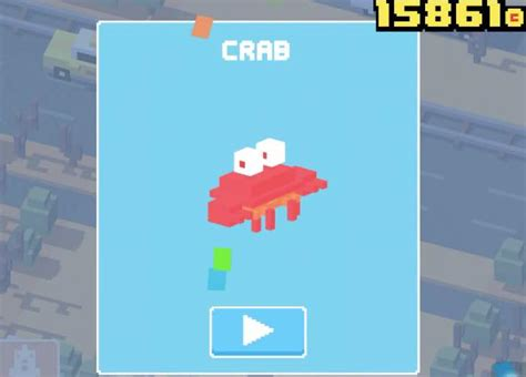 how to get new characters on crossy road crossy road crab unlock needs secret method product