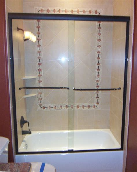 Shower Definition Bronze Shower Doors High Definition 89y Shower Door Window