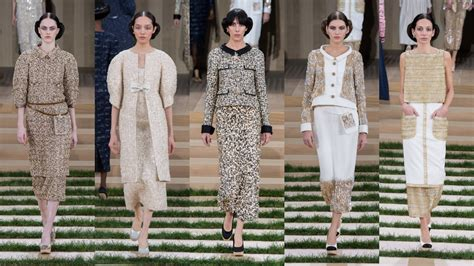 Spotlight On Tehya Couture In The City Fashion by Chanel Summer 2016 Haute Couture Collection At