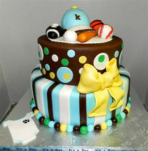 Sports Baby Shower Cakes by 120 Best Images About Sports Theme Baby Shower On
