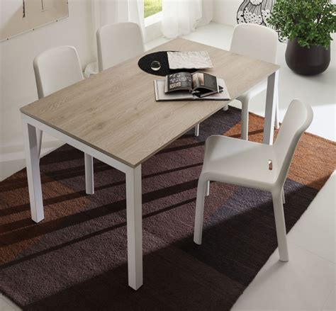 tavolo moderno cucina tavolo allungabile pr luigi moderno per cucina o soggiorno