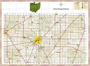 Tiffin Ohio Map by Welcome To Seneca County Ohio