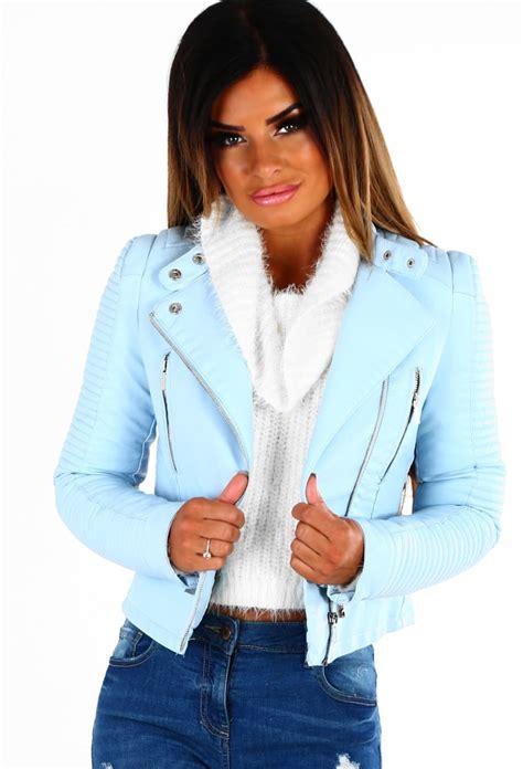 Parka Baby Blue baby blue jacket designer jackets