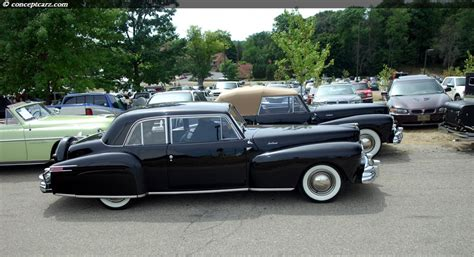 Of Lincoln Mba Part Time by 1948 Lincoln I Continental Mk1 Conceptcarz