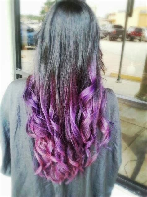 how long does ombre last image gallery long pink ombre hair
