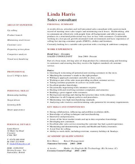 consulting resume od consultant s resume exle page 2 consultants resume exle