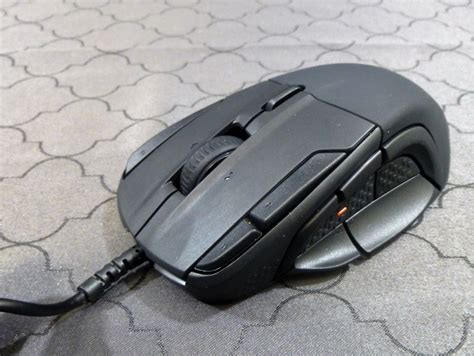 Mouse Steelseries Rival 500 steelseries rival 500 gaming mouse review overclock part 3
