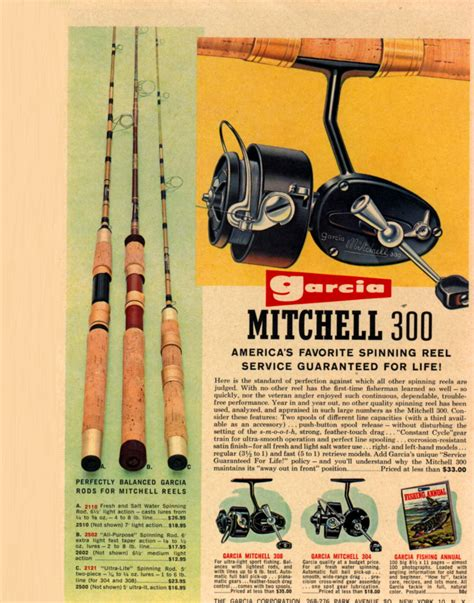 Mitchell And Bright Water garcia mitchell reel reels
