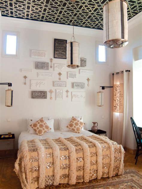 moroccan inspired bedroom moroccan decor ideas for home hgtv