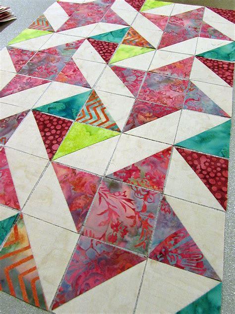 quilt pattern ribbon hummingbird highway ribbon star tutorial