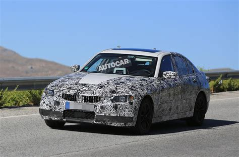 Bmw 3 Series 2019 Autocar by 2019 Bmw 3 Series Tests At The N 252 Rburgring On
