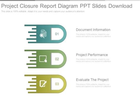 Project Closure Report Template Ppt Sallyrhan Info Project Closure Report Template Ppt