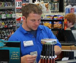Gas Station Cashier by Powerball Lottery Results One Of Two Winning Tickets Was Sold At Missouri Convenience Store