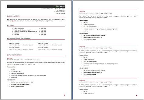 Sample Resume Australia – Australian Resume   Resume Cv Template Examples