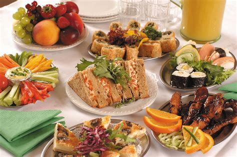 buffet food gallery ga catering services