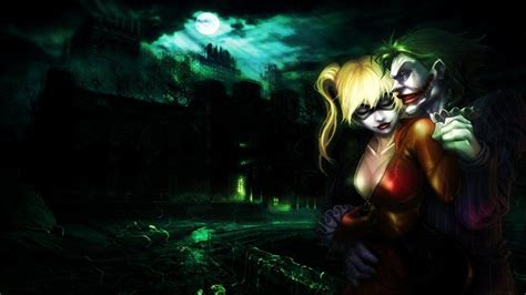 cool quinn wallpaper joker and harley quinn wallpapers wallpaper cave