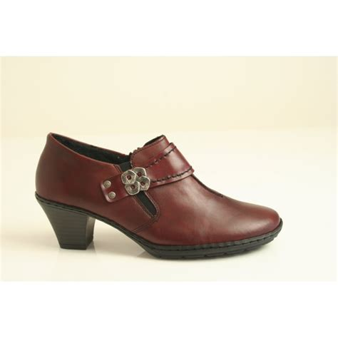 high cut shoes for rieker rieker soft leather high cut shoe with a small