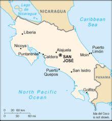 geography of costa rica wikipedia