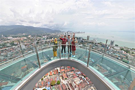 Wine Glass by New Rainbow Skywalk Opens In Penang Suma Explore Asia