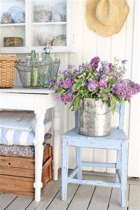 chic provence country chic shabby chic porch ideas