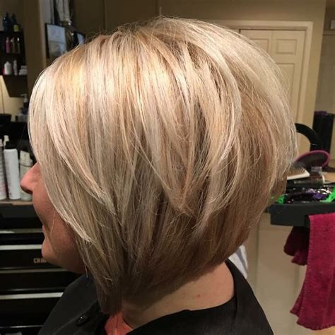 wiki how to inverted bob stacked bob haircut rock ar angled inverted bob with