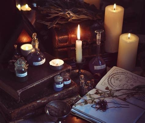 the discreet witch candle magic and romance vintage book flower flowers nature stuff books magic witch