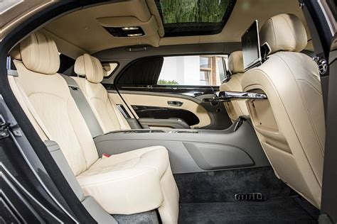 bentley inside view ray massey takes a luxurious back seat in the new