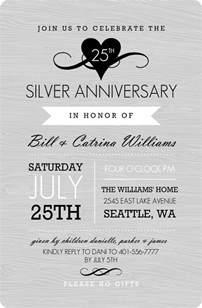 anniversary invitation template 25 best anniversary invitations ideas on