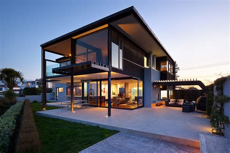 cool houses com a visual feast of sleek home design