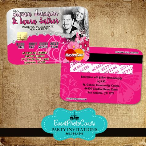 pink butterfly wedding invitations pink butterfly wedding invitations credit card