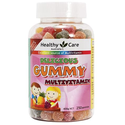 Healthy Care Vitamin E 500iu healthy care gummy multivitamin 250 gummies epharmacy